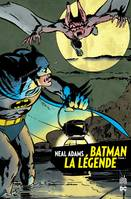 BATMAN LA LEGENDE  - NEAL ADAMS  TOME 1