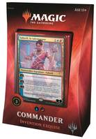 COMMANDER 2018 - INVENTION EXQUISE