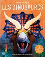 Les dinosaures / terre animale