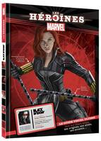 Les héroïnes Marvel, Black Widow, Le guide visuel ultime
