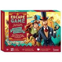 Escape Game Junior - Mission Jules Verne