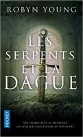 LES SERPENTS ET LA DAGUE - VOL01
