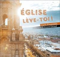 CD Eglise lève-toi