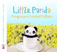 Little Panda Amigurumi Crochet Pattern