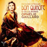 Don Quixote & cello works - Ophélie Gaillard