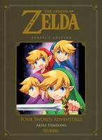The Legend of Zelda - Four Swords Adventures - Perfect Edition