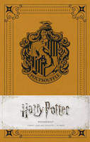 Harry Potter / carnet Pouffsouffle