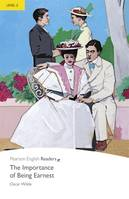 THE IMPORTANCE OF BEING EARNEST, Livre