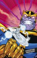 Thanos Vs Silver Surfer