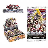 YU-GI-OH! JCC - BOOSTER LES POINGS DES GADGETS