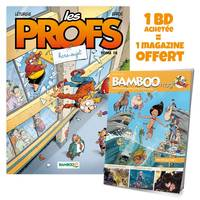 Les Profs - tome 18 + Bamboo mag offert, Hors-sujet