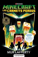 Minecraft officiel, T3 : Les Carnets perdus (version dyslexique)