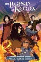 RUINS OF THE EMPIRE PART 1 (THE LEGEND OF KORRA)