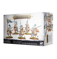 Order Lumineth Realm-Lords - Vanari Dawnriders