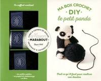 Ma Box crochet DIY panda