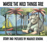 Where the wild things are, Livre