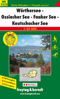 Wörther See - Ossiacher See - Faaker See f&b gps utm