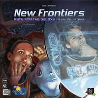 New Frontiers - Race For  the Galaxy : le jeu de plateau