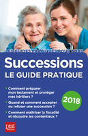 Successions 2018, Le guide pratique