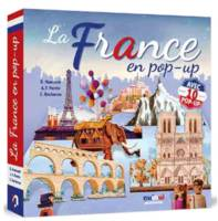 Saisissants Pop-Up - La France En Pop-Up
