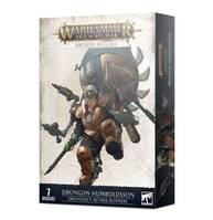 Order Kharadron Overlords - Broken Realms - Drongon's Aether-Runners