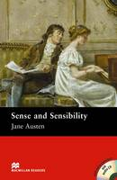 Macmillan readers - 5 - Intermediate - Sense and sensibility, Livre+CD