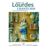LOURDES : CHANTS 2020 JE SUIS L'IMMACULEE CONCEPTION