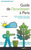 GUIDE DE L'ECOCITOYEN A PARIS