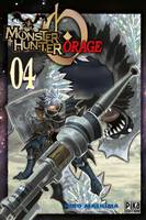 04, Monster Hunter Orage T04