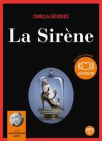 La Sirène, Livre audio 2 CD MP3 - 542 Mo + 550 Mo