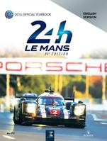 24 Le Mans Hours 2016, Le Livre Officiel