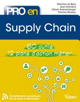 Supply chain, 60 outils - 12 plans d'action