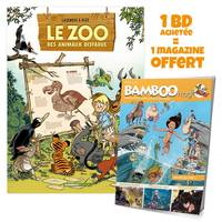 Le Zoo des animaux disparus - tome 01 + Bamboo mag offert