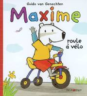 MAXIME ROULE A VELO