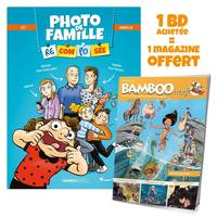 Photo de famille (recomposée) - tome 01 + Bamboo mag offert