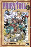 11, Fairy Tail T11