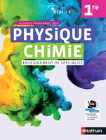 Physique Chimie 1re - Manuel 2019