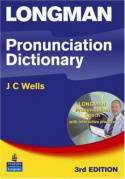 Longman Pronunciation Dictionary, 3rd edition