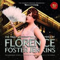the truly unforgettable voice of florence foster