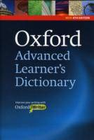 OALD 8TH EDITION: PAPERBACK WITH CD-ROM (INCLUDES OXFORD IWRITER)