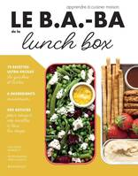 Le B.A.-BA de la cuisine - Lunch box