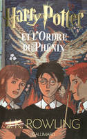 Harry Potter., 5, Harry Potter, V : Harry Potter et l'Ordre du Phénix