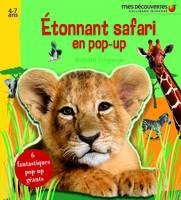 Étonnant safari en pop-up