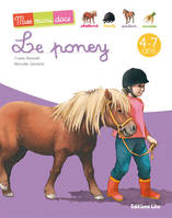 MES MINI DOCS : LE PONEY   3/ 5 ans