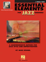 Essential Elements for Jazz Ensemble (Vibraphone)