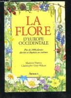 La flore d'Europe occidentale