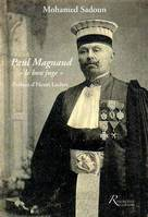 Paul Magnaud / le bon juge