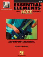 Essential Elements for Jazz Ensemble (Bass)
