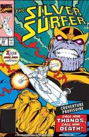 Thanos Vs Silver Surfer: La renaissance de Thanos