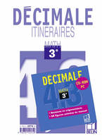 Décimale. Math 3e